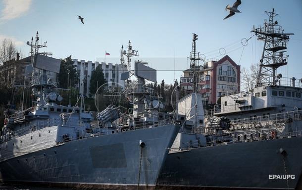 Россия пускает крылатые ракеты у берегов Крыма