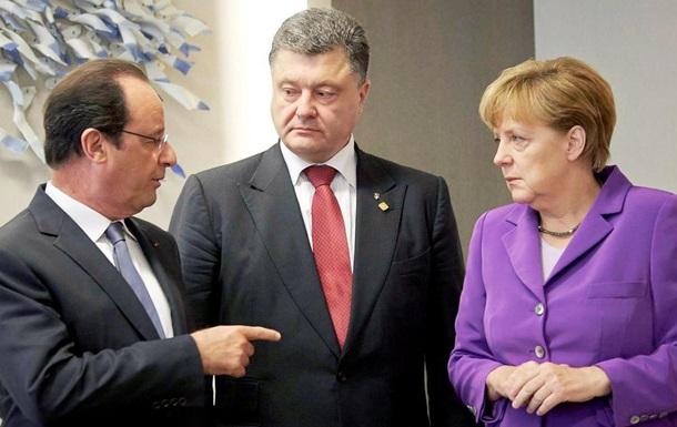 Порошенко водит Европу за нос