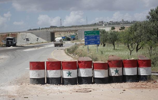 Сирия взяла под контроль часть главной автотрассы – СМИ