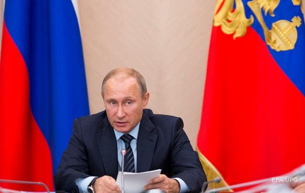 Путин заявил об острой конкуренции на мировом рынке оружия