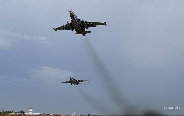 Москва сообщает об атаке 385 позиций ИГ за три дня