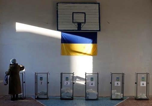 Провальні вибори- 2015 на Вінниччині. Фото та відеозвіт.