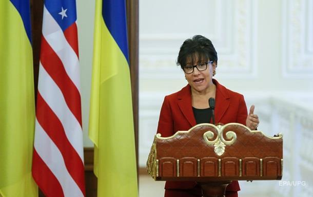 США назвали условия предоставления Украине кредитных гарантий