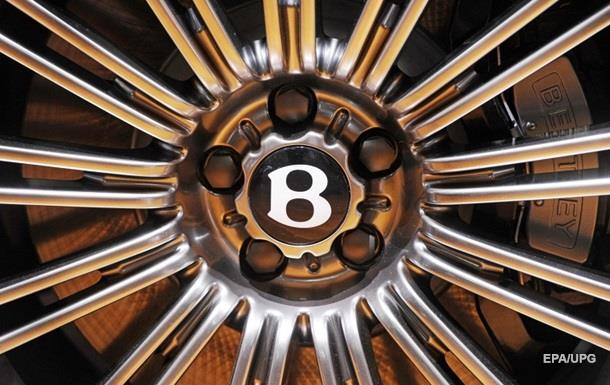 Volkswagen отзовет почти шесть тысяч Bentley в Китае