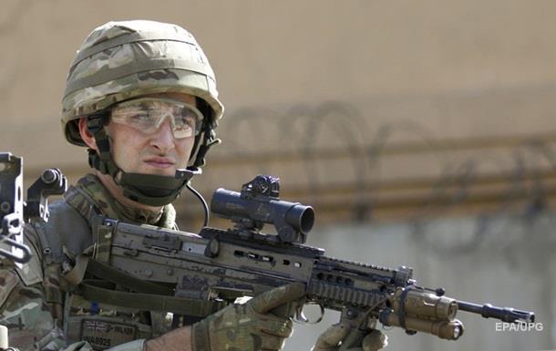 Британия продлила военную миссию в Афганистане