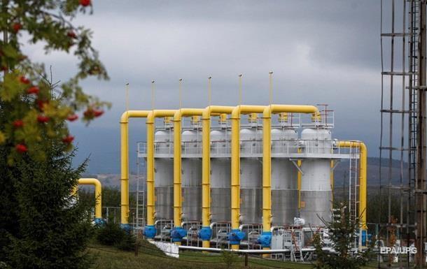В Украине ухудшается уровень расчетов за газ