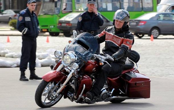 Суд разрешил забрать у Швайки мотоцикл Harley-Davidson