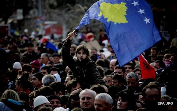 ЕС подписал соглашение об ассоциации с Косово