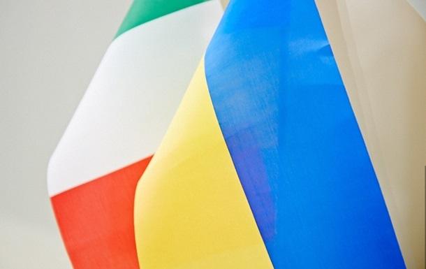 Украина и Италия договорились о сотрудничестве в сельхоз сфере