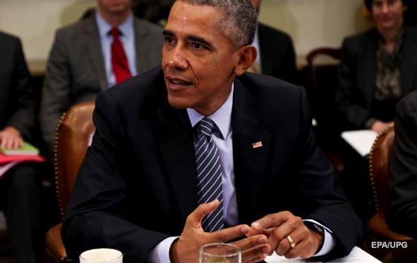 Обама призвал конгресс принять бюджет