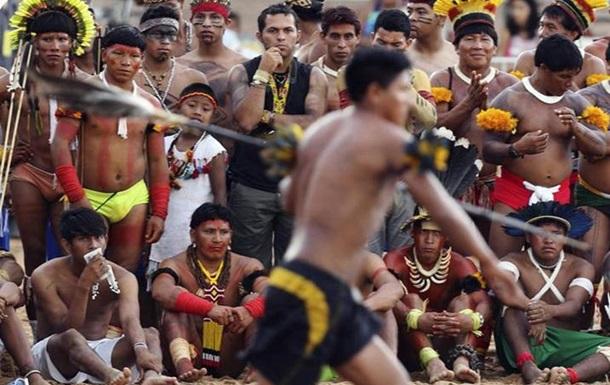 В Бразилии меняют законодательство о демаркации земель индейцев