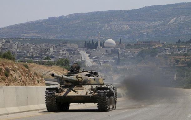 ИГИЛ перешел в наступление под Алеппо - WSJ