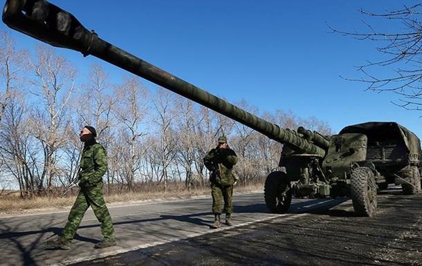 Донбасс: на линии соприкосновения с войной