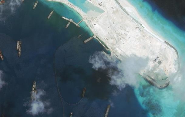 Что не поделили Китай и США в Тихом океане