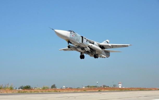 РФ заявила о 118 ударах по ИГ в Сирии за сутки