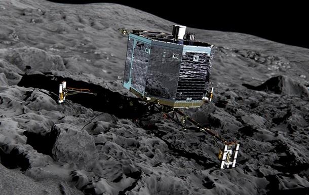 Ученые обнаружили в хвосте кометы Чурюмова – Герасименко кислород