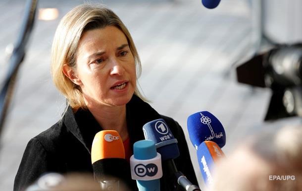 Могерини: Россия рискует повторить  афганский сценарий  в Сирии
