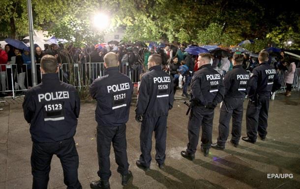 Немецкая полиция объявила наплыв беженцев нацугрозой