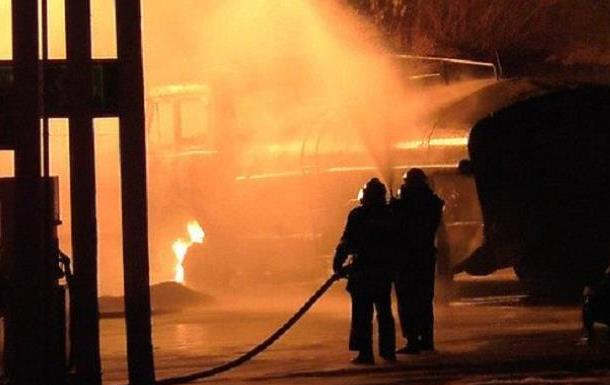 В зоне АТО тихо: идет ликвидация пожара в Сватово