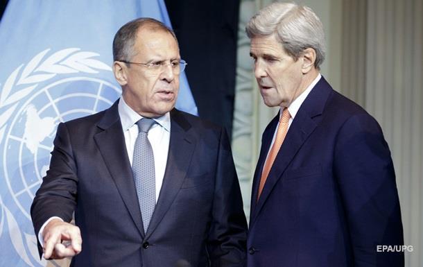 Керри предложил Лаврову вместе бороться с ИГ