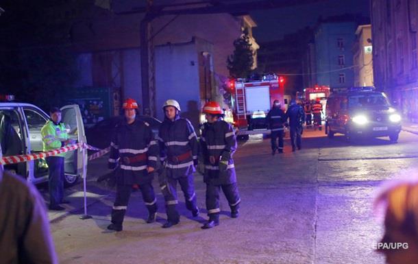 Президент Румынии шокирован взрывом в Бухаресте