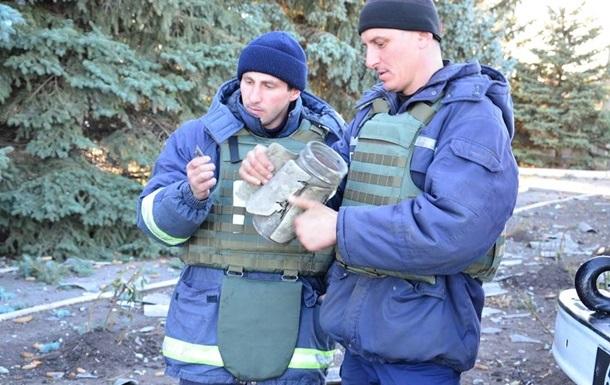 Латвия обучит украинских военных нейтрализации боеприпасов