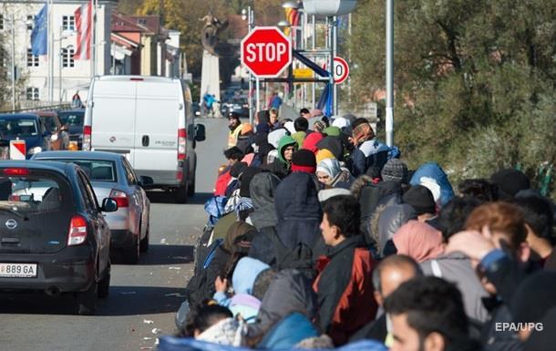 Страны ЕС организовали 13 рейсов для депортации беженцев