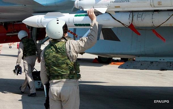 Россия применила в Сирии мощную бомбу КАБ-1500