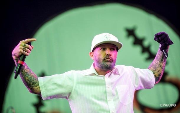 Лидер Limp Bizkit собрался на гастроли в Украину