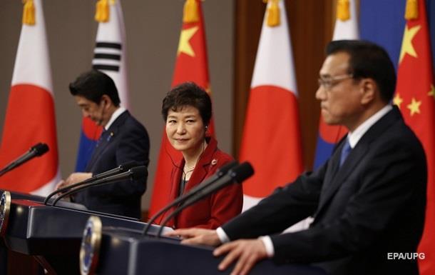 Южная Корея, Япония и Китай заявили о восстановлении сотрудничества
