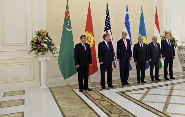 США и пять стран Центральной Азии приняли декларацию о партнерстве