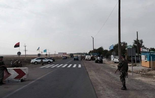 В РФ завели дело на одного из организаторов блокады Крыма