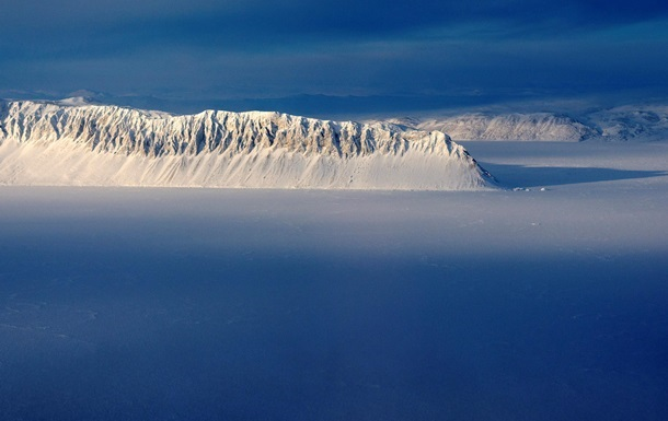 NASA опровергает снижение массы антарктических льдов
