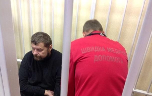 Мосийчук заявил, что признался в получении взятки под пытками