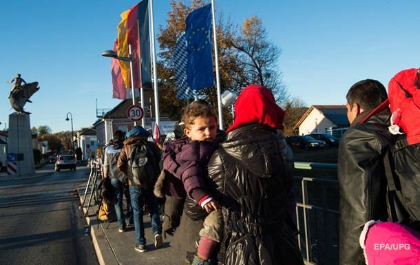 В правительстве Германии разлад из-за беженцев