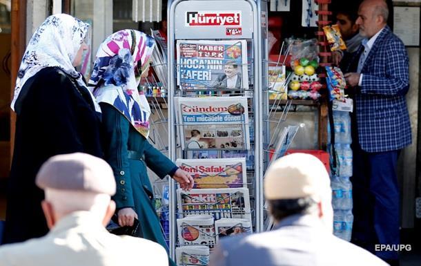 Страх определил результаты выборов в Турции