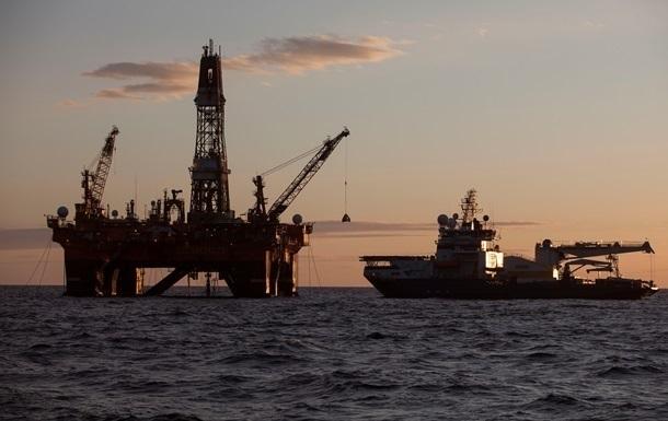 Нефть Brent опустилась ниже $49