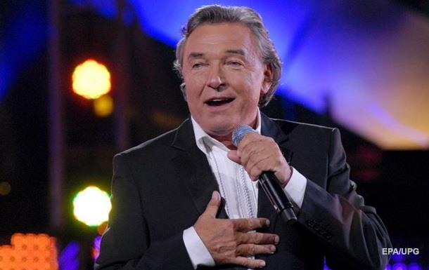 У певца Карела Готта диагностировали рак лимфатических узлов