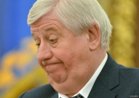 Деталі обстрілу кабінету генпрокурора Шокіна