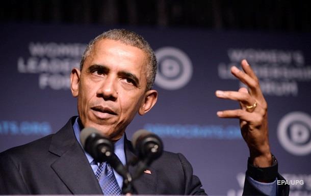 Обама рассказал о целях спецназа США в Сирии