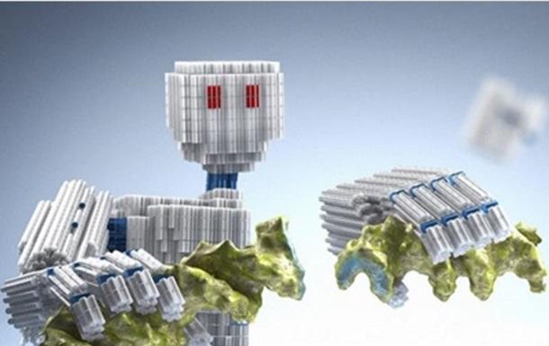 Биотехнологи создали робота-доктора из молекул ДНК