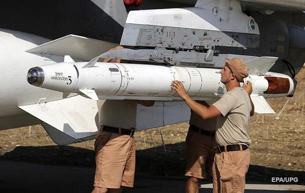 Россия в Сирии снова применила мощные бомбы