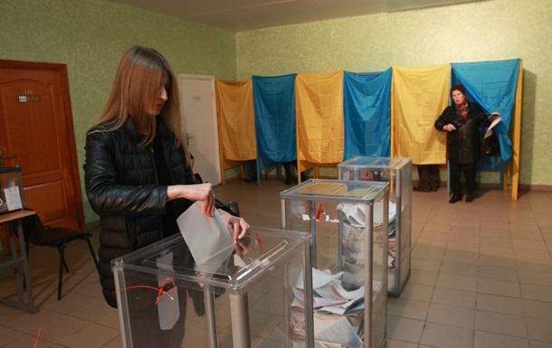 Украина провалила экзамен по местным выборам
