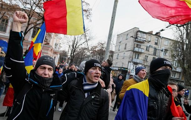 В Молдове заговорили об объединении с Румынией