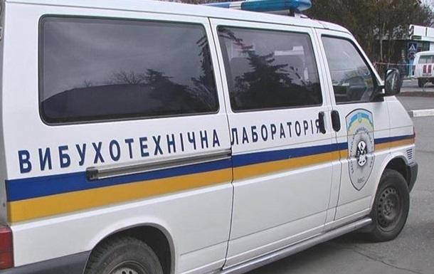 В Хмельницкой и Черкасской областях  минировали  райизбиркомы