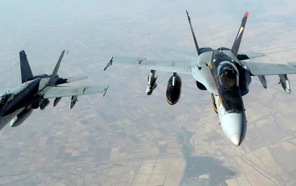 Самолеты России и США сблизились в Сирии