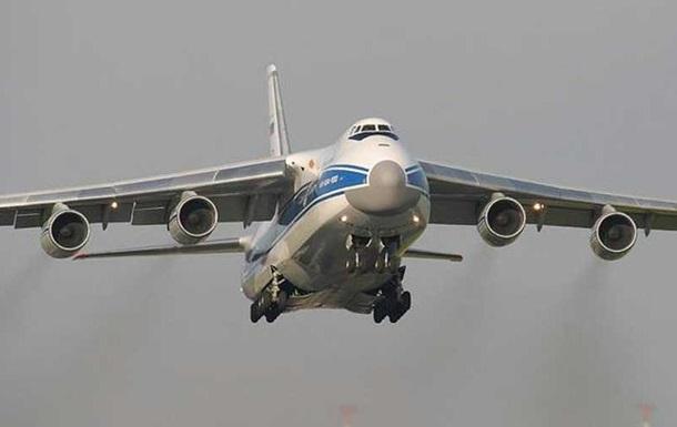 В Африке разбился самолет с российским экипажем
