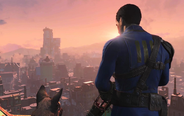 Карта Fallout 4