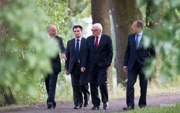 УРосії анонсували зустріч міністрів «нормандської четвірки»