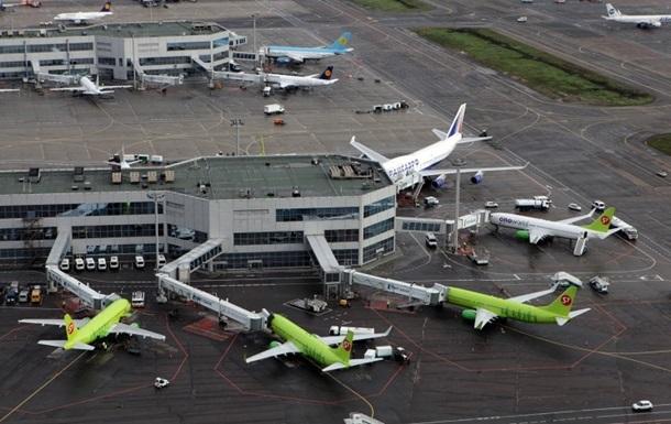 Украинским компаниям запретили летать над Синаем